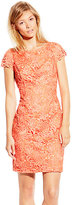 Vince Camuto Fitted Lace Dress