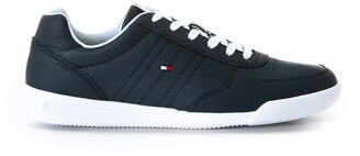 Tommy Hilfiger Leather Lightweight Trainers