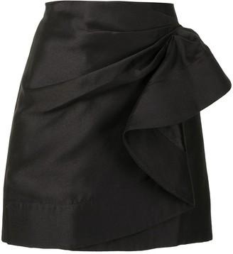Acler Darcher ruffled mini skirt