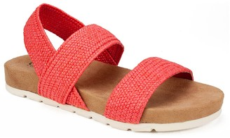 White Mountain Footwear Tania Woven Sandal