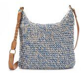 SONOMA Goods for LifeTM Straw Basketweave Crossbody Bag