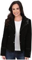 Scully Kaida Boot Stitch Studded Jacket