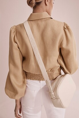 Country Road Strap Detail Crossbody Bag