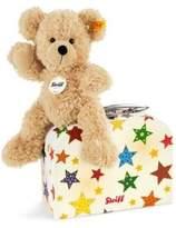 Steiff Fynn Teddy Bear & Suitcase