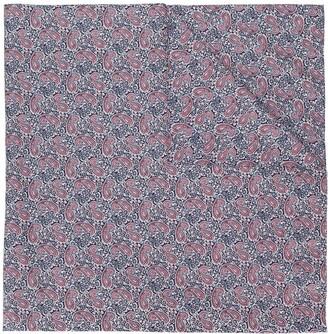 MACKINTOSH Paisley-Print Scarf
