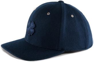 Black Clover Melton Midnight Baseball Cap