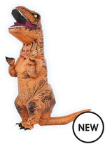 Childs Inflatable T. Rex Costume