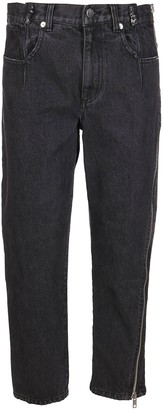 3.1 Phillip Lim Side Zip Denim Jeans