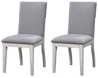 Coast To Coast Set Of 2 Aspen Court Ii Dining Chairs