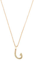 Miansai Women's Mini-Hook Pendant Necklace