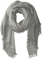Bindya Solid Texture Scarf Scarves