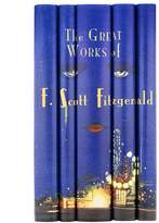 Juniper Books F. Scott Fitzgerald Book Set