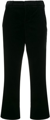 Zadig & Voltaire Posh cropped trousers