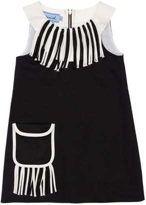 Mi Mi Sol Stretch Cotton A-line Dress