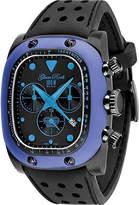 Glam Rock Women's GR70107 - Black Stainless Steel/Black Wrist Watches