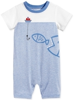 First Impressions Fishing Romper, Baby Boys (0-24 months)