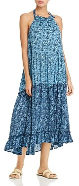 Cool Change Coolchange Serena Cascade Maxi Dress Swim Cover-Up