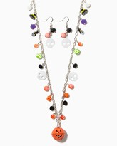 Charming charlie Spooky 'N Whimsy Necklace Set