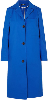 Kwaidan Editions Bonded Cotton-blend Coat