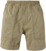 Comme des Garcons stretch waist shorts - men - Cotton/Nylon - S