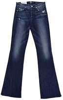 7 For All Mankind Women's High-Waist Vintage Bootcut Jean In