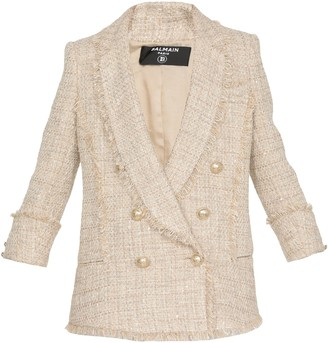 Balmain Tweed Jacket