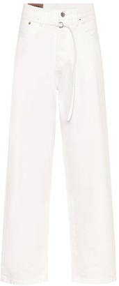 Acne Studios Bla Konst 1991 Toj wide-leg straight jeans
