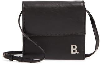 Balenciaga Leather Wallet on a Strap