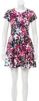 Parker Printed Mini Dress