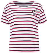 Rich & Royal Print Tshirt african red