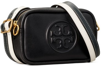 Tory Burch Perry Bombe Double-Strap Mini Bag