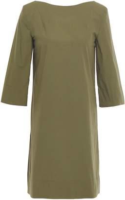 Marni Cotton-poplin Mini Dress