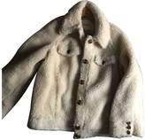 BA&SH Bash Fall Winter 2019 White Cotton Coats