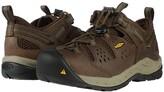Keen Atlanta Cool II ESD (Soft Toe) (Cascade Brown/Forest Night) Men's Work Boots