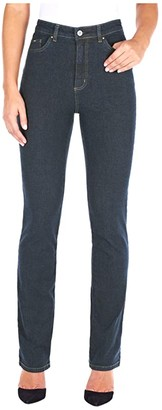 FDJ French Dressing Jeans Classic Denim Suzanne Straight Leg in Midnight (Midnight) Women's Jeans