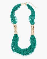 Chico's Alysia Multi-Strand Necklace