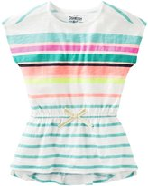 Osh Kosh Knit Tunic (Toddler/Kid) - Stripe - 10