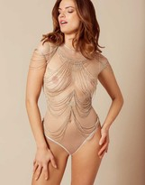 Agent Provocateur Ashanti Body Silver