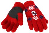 Adult Forever Collectibles St. Louis Cardinals Lodge Gloves