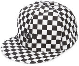 Givenchy checkered cap - men - Cotton/Polyamide/Polyacrylic - One Size