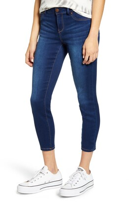 1822 Denim Butter Ankle Skinny Jeans