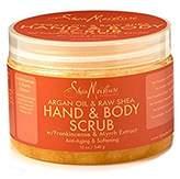Shea Moisture SheaMoisture 12 oz Argan Oil & Raw Shea Butter Hand & Body Scrub