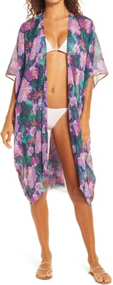 Pool to Party Lorelei Open Front Cover Up