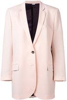 Paul Smith oversized two-button blazer - women - Viscose/Wool - 42