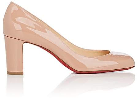 Christian Louboutin Women's Cadrilla Patent Leather Pumps