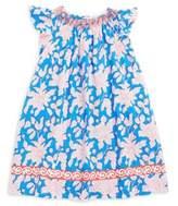 Roberta Roller Rabbit Toddler's, Little Girl's, and Girl's Antonia Floral-Print Dress