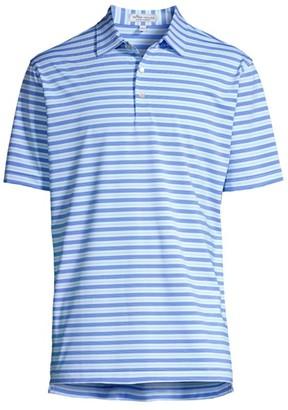 Peter Millar Harvey Striped Polo Shirt