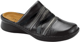 Naot Footwear Black Lyric Leather Clog