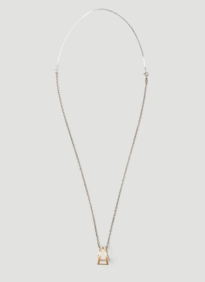 Maison Margiela Decortique Pendant Necklace