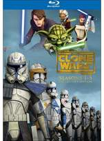 Star wars:Clone wars seasons 1-5 (Blu-ray)